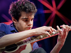 Usman Riaz + Preston Reed: A young guitarist meets his hero