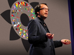 David McCandless: The beauty of data visualization