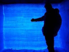 Lee Hotz: Inside an Antarctic time machine