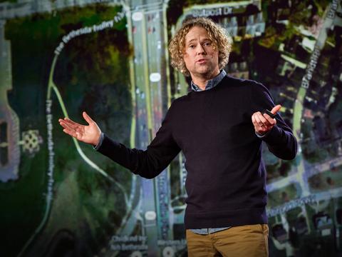 What walkways teach us about design | Tom Hulme