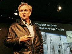 Burt Rutan: The real future of space exploration