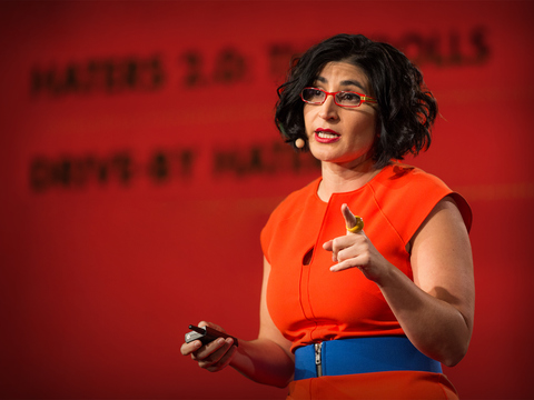A highly scientific taxonomy of haters | Negin Farsad