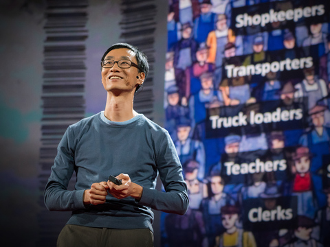 3 reasons why we can win the fight against poverty | Andrew Youn