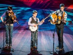 Sleepy Man Banjo Boys: Bluegrass virtuosity from ... New Jersey?