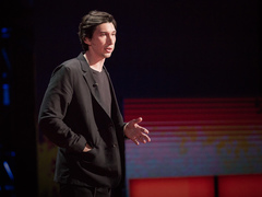 Adam Driver: Why I bring theater to the military