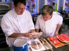 Homaro Cantu + Ben Roche: Cooking as alchemy