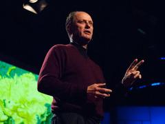 Robert Ballard: The astonishing hidden world of the deep ocean