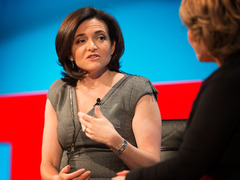 Sheryl Sandberg: So we leaned in ... now what?