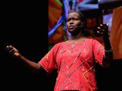 Kakenya Ntaiya: A girl who demanded school