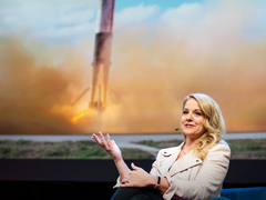 Gwynne Shotwell: SpaceX's plan to fly you across the globe in 30 minutes