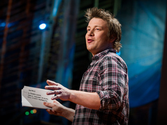Jamie Oliver: Teach every child about food