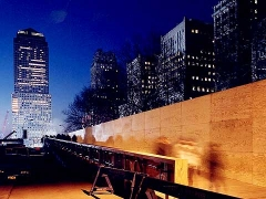 David Rockwell: A memorial at Ground Zero