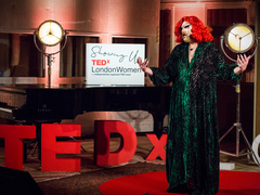 Crystal Rasmussen: A queer journey from shame to self-love