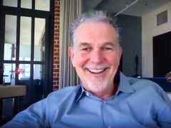 Reed Hastings: 3 secrets to Netflix's success
