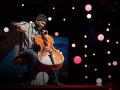 Paul Rucker: How my mom inspired my approach to the cello