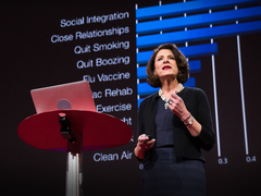Susan Pinker: The secret to living longer may be your social life