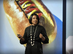 Isha Datar: How we could eat real meat without harming animals