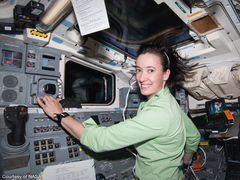 Megan McArthur: A NASA astronaut's lessons on fear, confidence and preparing for spaceflight