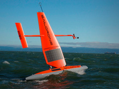Sebastien de Halleux: How a fleet of wind-powered drones is changing our understanding of the ocean