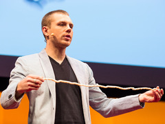 "Skylar Tibbits: The emergence of ""4D printing"""