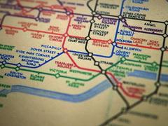 Michael Bierut: The genius of the London Tube Map