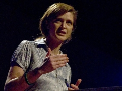 Samantha Power: A complicated hero in the war on dictatorship