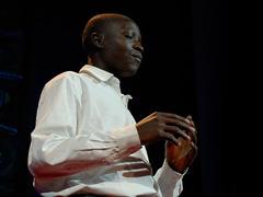 William Kamkwamba: How I built a windmill