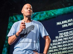 Adam Spencer: Why I fell in love with monster prime numbers