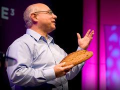 Peter Reinhart: The art and craft of bread