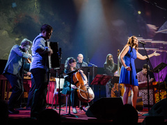 "Silk Road Ensemble + Rhiannon Giddens: ""St. James Infirmary Blues"""