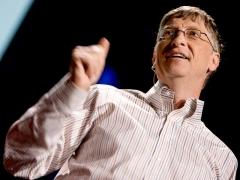 Bill Gates: Mosquitos, malaria and education