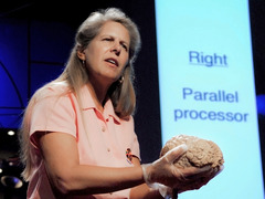 Jill Bolte Taylor: My stroke of insight