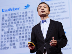 Michael Anti: Behind the Great Firewall of China