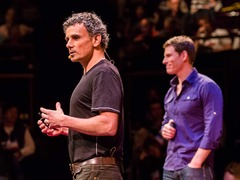 Eric Berlow and Sean Gourley: Mapping ideas worth spreading