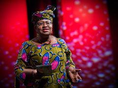 Ngozi Okonjo-Iweala: Want to help Africa? Do business here