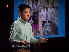 Ashton Cofer: A young inventor's plan to recycle Styrofoam