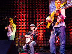 Sleepy Man Banjo Boys: Teen wonders play bluegrass