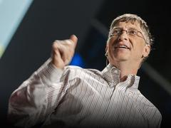 Bill Gates: Mosquitos, malaria and education