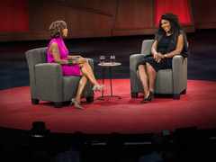 Serena Williams and Gayle King: On tennis, love and motherhood