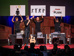 OK Go: How to find a wonderful idea