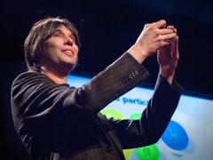Brian Cox: CERN's supercollider