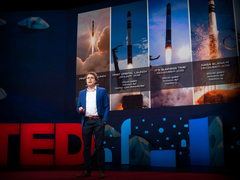 Peter Beck: Small rockets are the next space revolution