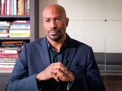 Van Jones: What if a US presidential candidate refuses to concede after an election?