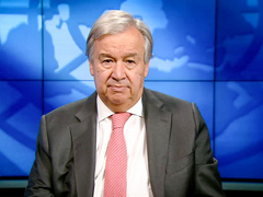 António Guterres: The race to a zero-emission world starts now