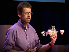 Jonathan Rossiter: A robot that eats pollution