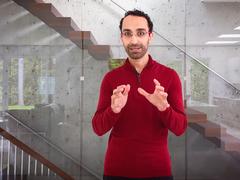 Ali Kashani: A friendly, autonomous robot that delivers your food