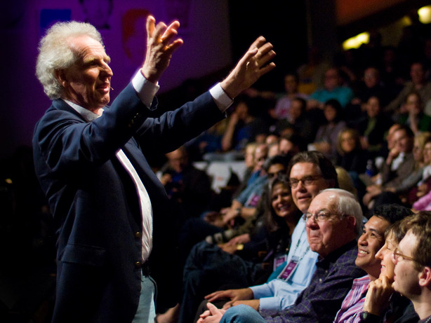 An Evening with Benjamin Zander and Our Community of Possibility People