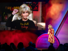 Jane Fonda: Why I protest for climate justice