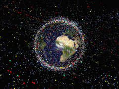Natalie Panek: Let's clean up the space junk orbiting Earth