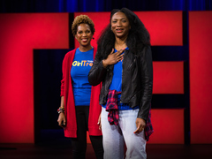 T. Morgan Dixon and Vanessa Garrison: Walking as a revolutionary act of self-care